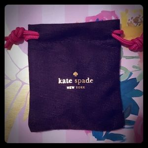 *^Kate Spade Little Jewelry Pouch^*